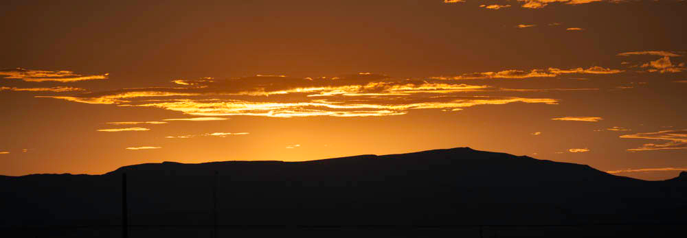 Winnemucca, Nevada Sunset, A Daily Affirmation, www.adailyaffirmation.com
