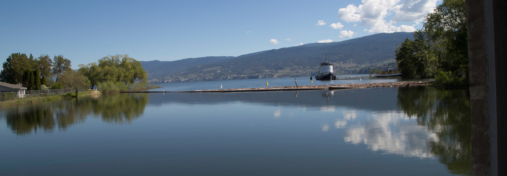Okanagan Lake, A Daily Affirmation, Divine Love. www.adailyaffirmation.com