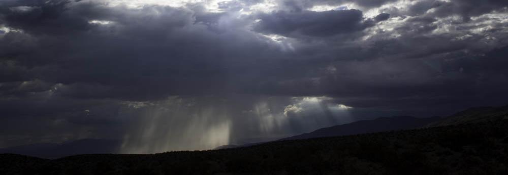Northern Nevada Sun Shower, A Daily Affirmation, www.adailyaffirmation.com